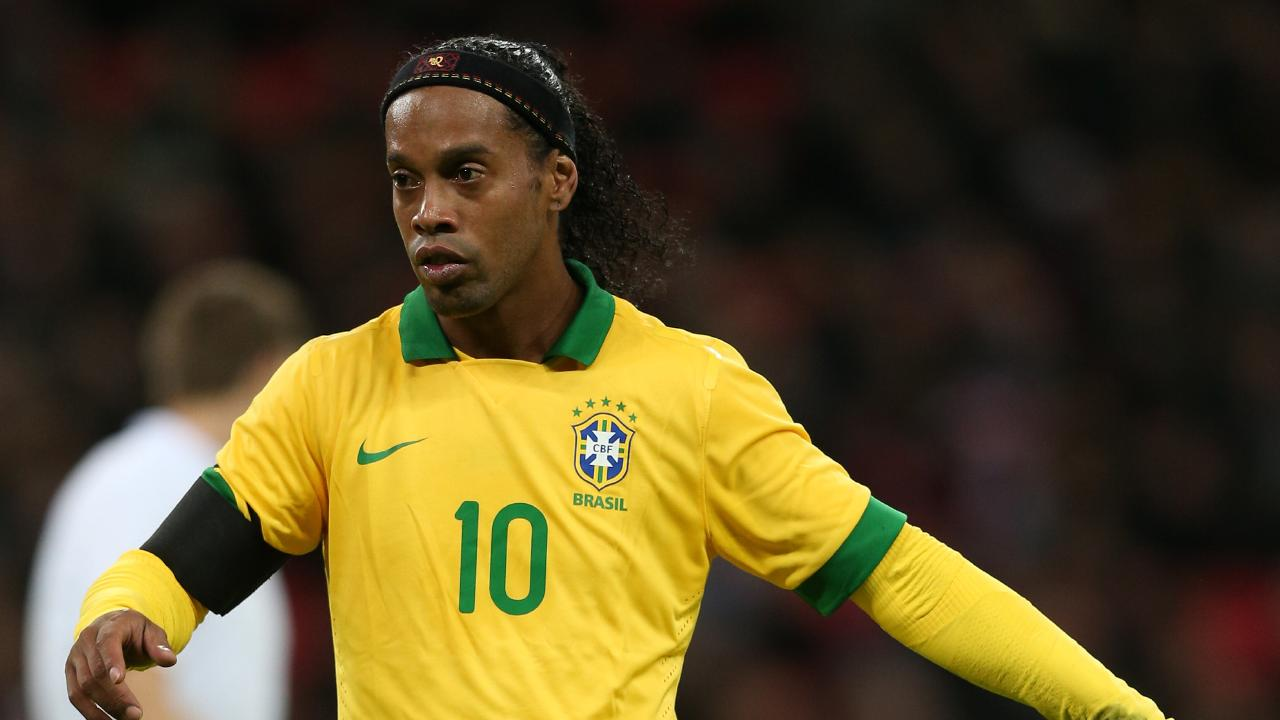 Ronaldinho's ability to manage money failed to match his talents on the field. Picture: Clive Brunskill/Getty Images