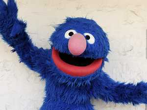Did Grover drop the F-bomb on Sesame St?