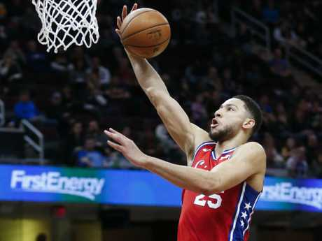 Simmons has been in scintillating form. Picture: AP