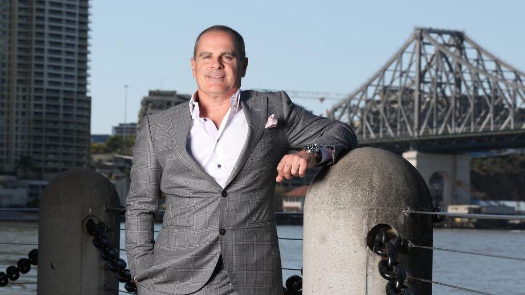 Corporate Travel Management founder Jamie Pherous