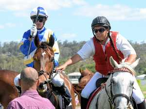 Magic Millions bid at Ipswich racetrack