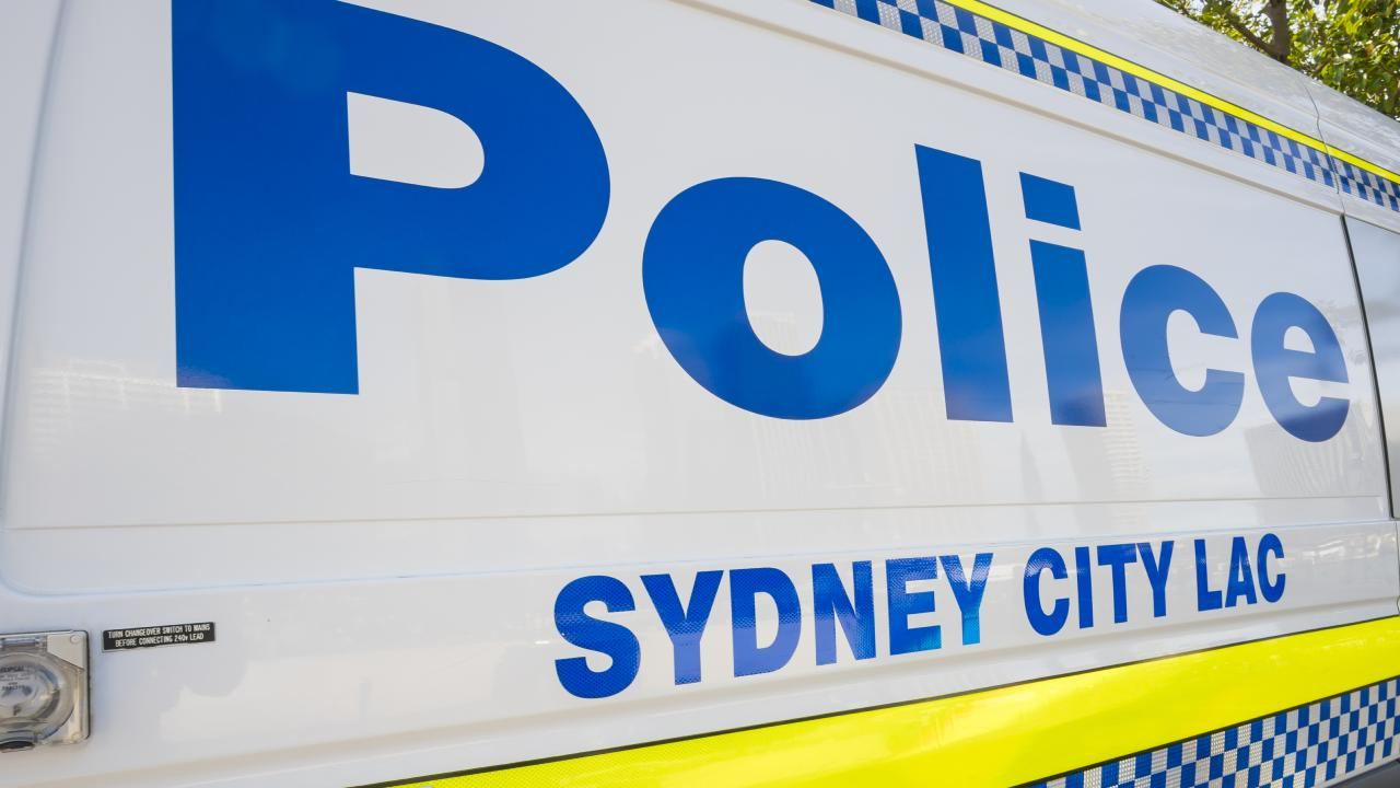 A man from Sydney's lower north shore has been arrested after a crazed inner-city crime spree on Saturday.