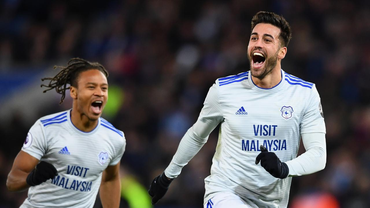 What a strike it was from Victor Camarasa