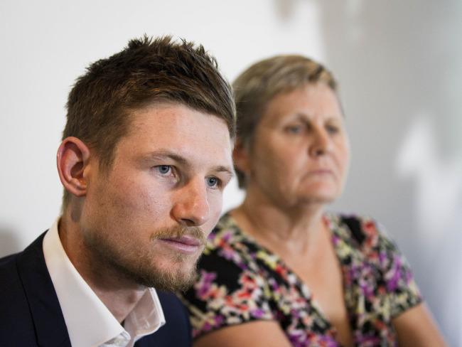 Cameron Bancroft has served his nine-month suspension related to the ball-tampering fiasco. Picture: AAP