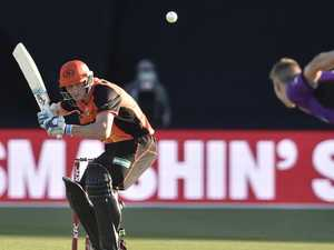 No fairytale Big Bash ending for Bancroft
