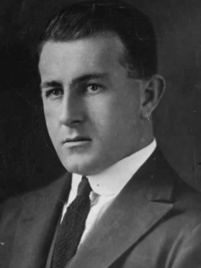 Crime figure Reginald Holmes.