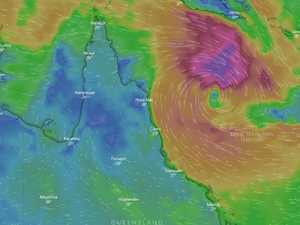 Cyclone Penny could form on New Year's Day