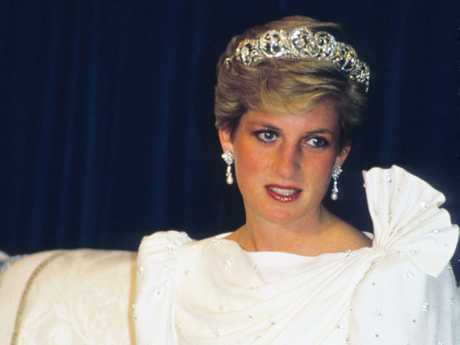 The wildly popular Diana was quickly dubbed the 'People's Princess'. Picture: Anwar Hussein/Getty Images