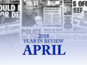 Year in Review: Biggest stories of April 2018
