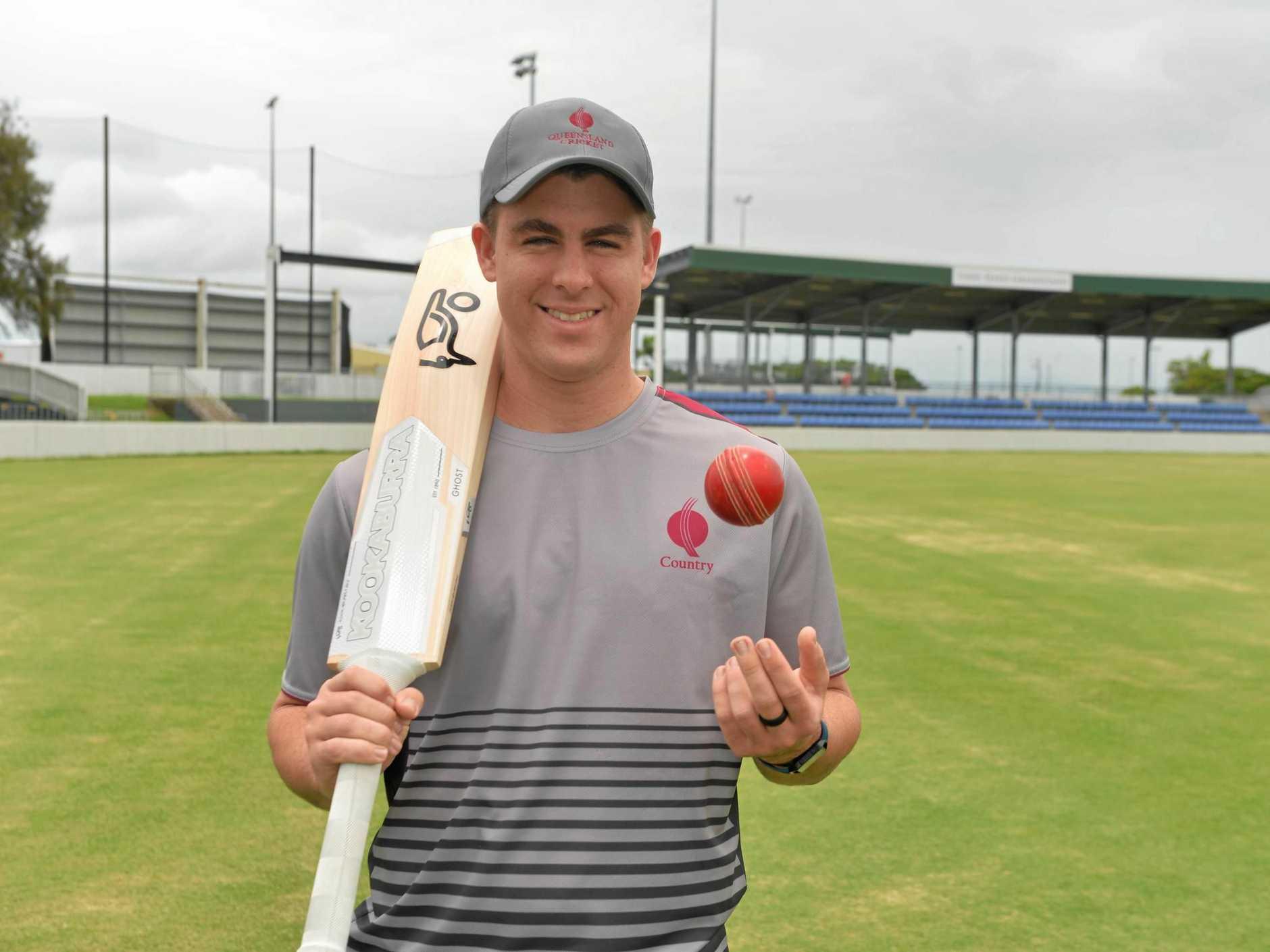 Mason Kohler flies off to Australian Country Championships at Shepparton on Monday 31/12/18.
