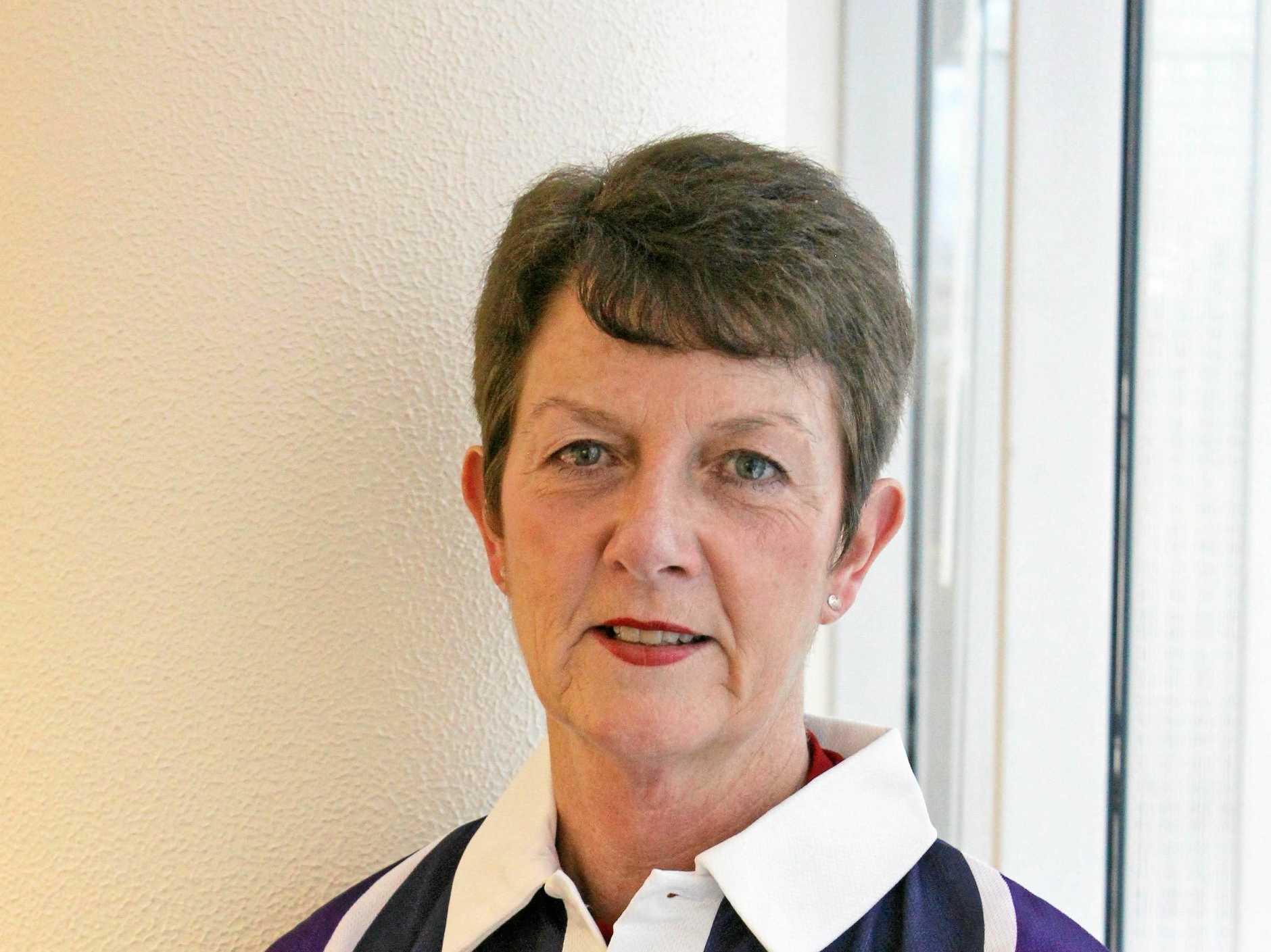 Cancer Council Queensland CEO Chris McMillan