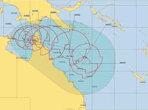 Bureau cautious around cyclone impact for CQ