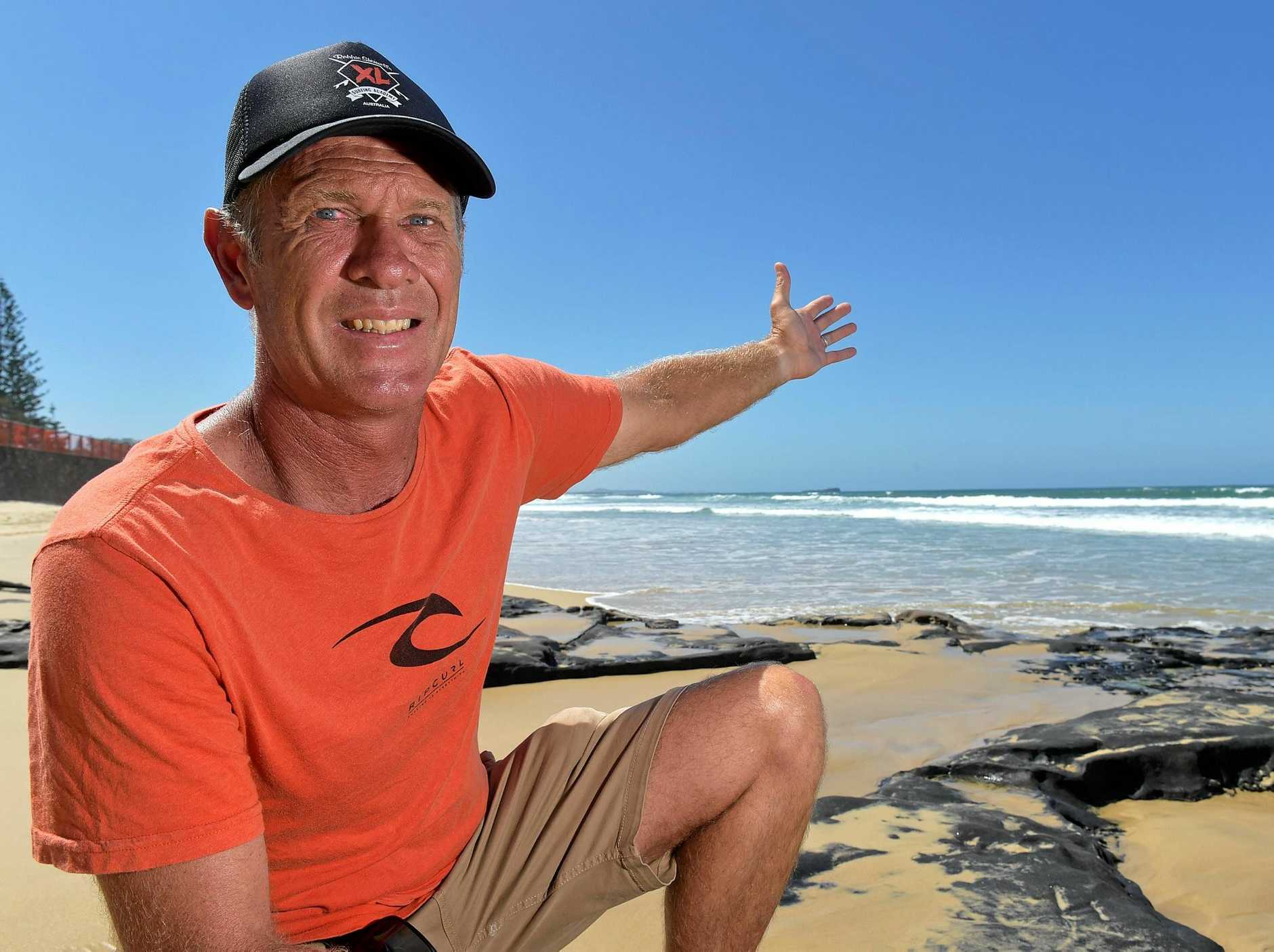 Surf instructor and ex-pro Robbie Sherwell said he has spoken to countless people about surf safety, but the message just isn't getting through.