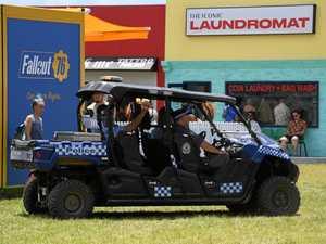 Festival attendees criticised for ignoring drug warnings