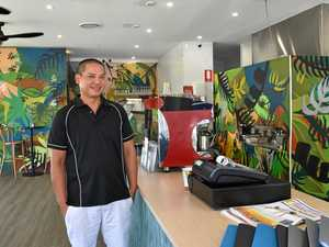 Owner of new Rainbow Beach eatery starts his day at 2am