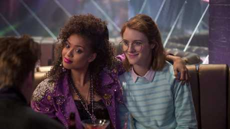 The Black Mirror episode San Junipero focused on the idea of digital immortality. Picture: Netflix