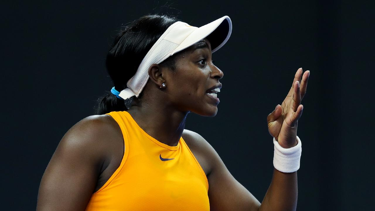 Stephens will return to the Brisbane International for the first time in four years. Photo by Lintao Zhang/Getty Images.