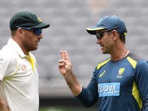 Langer backs battling Finch