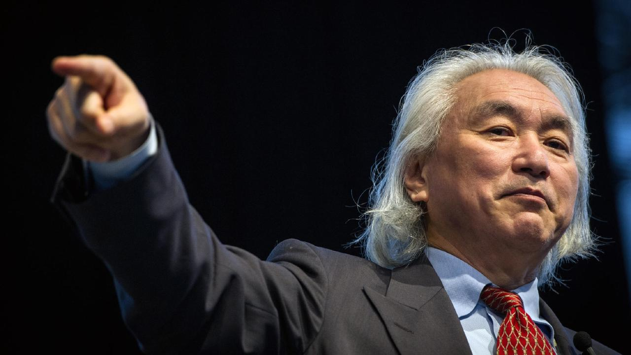 American physicist and futurist Michio Kaku has a bunch of crazy predictions for the future.