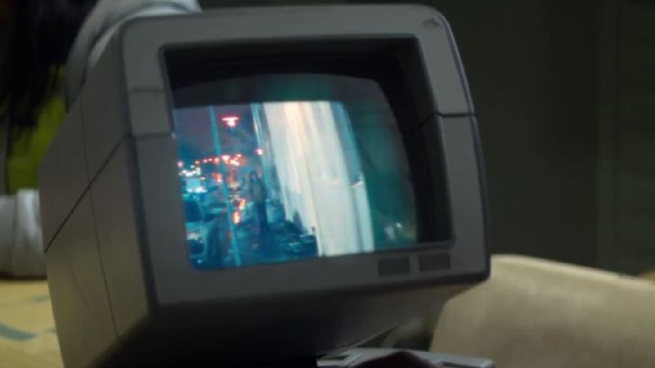 In Black Mirror, a subject's memories can be basically downloaded onto a computer screen. Picture: Netflix