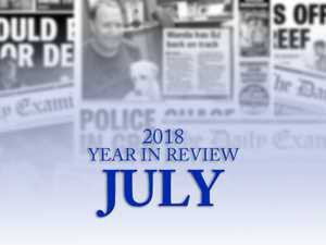 Year in Review: Biggest stories in July