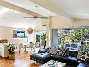 Sunshine townhouse with direct beach access