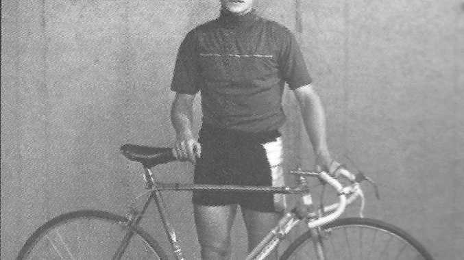 CYCLING GREAT: William