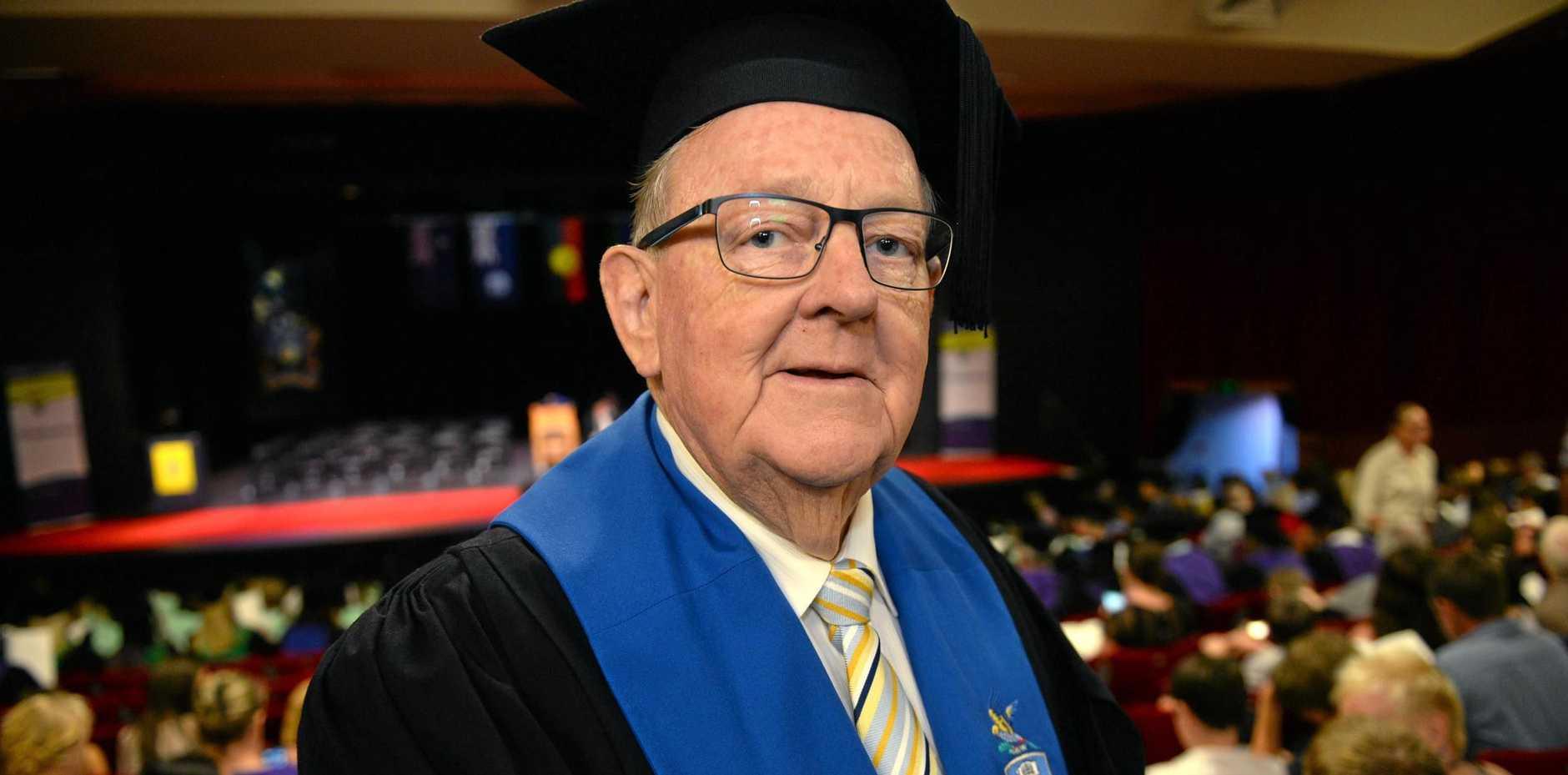 VALE: Paul Neville passed away overnight at Bundaberg Hospital