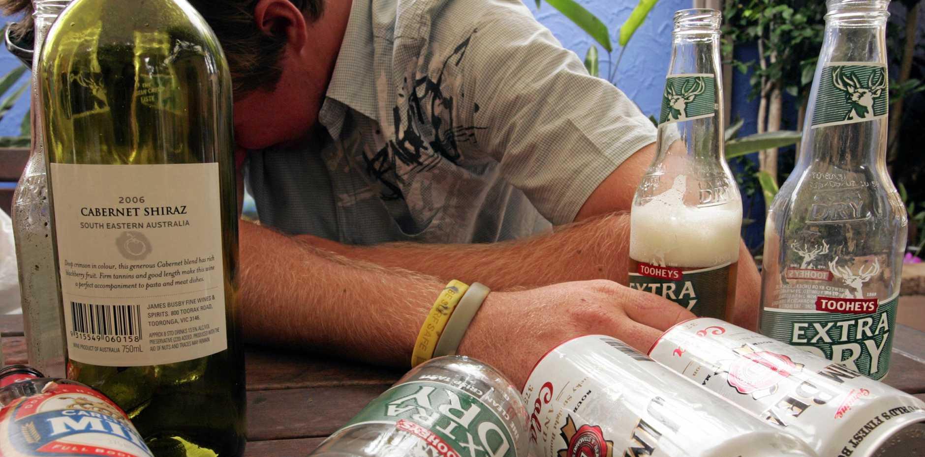 Hangover cure after a big night out.Photo Nicholas Falconer / Sunshine Coast Daily
