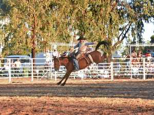 Rodeo rings in the New Year