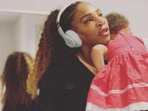 Serena delivers inspirational message to parents