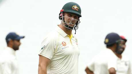 Mitchell Marsh may be part of a six-pronged Australian bowling attack. Picture: AAP