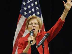 Warren to take on Trump in 2020