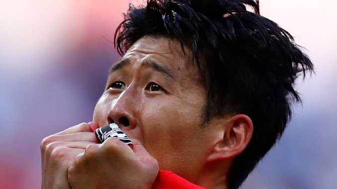 Son Heung-min could well be the star of the show.