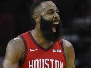 NBA wrap: history-making freak maintains the rage