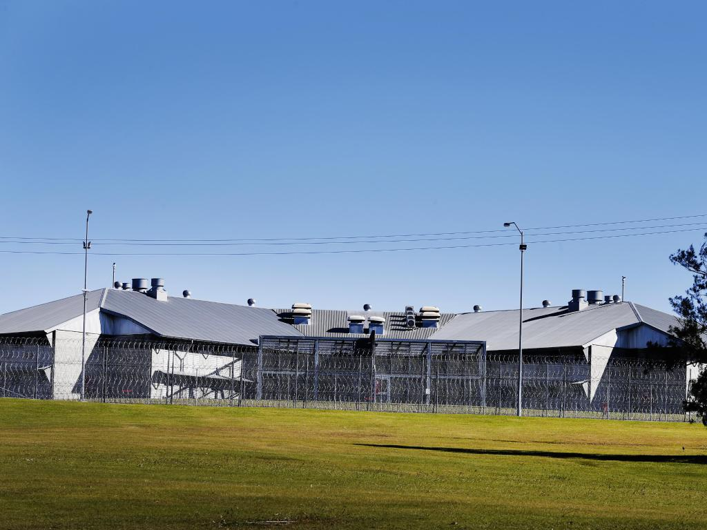 Woodford jail has about 1420 prisoners but is built for about 980. Picture: Lachie Millard