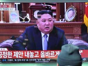 North Korean leader Kim Jong-un's New Year warning to US