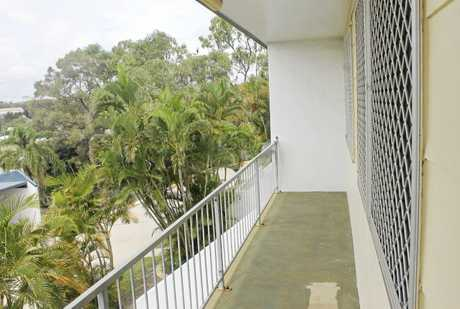 8/32 Elizabeth St, South Gladstone offers a nice outlook for potential buyers.