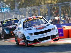 Giving it another crack in Aussie Racing Cars