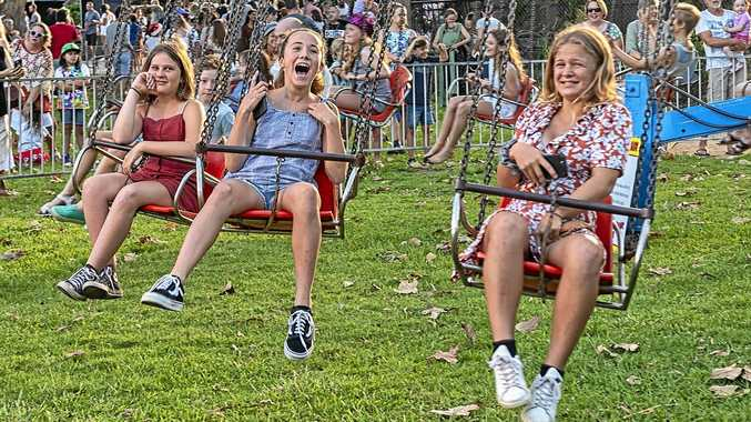 EXCITEMENT PLUS: The three faces of Christmas riding the whirlwind of celebration in Bangalow