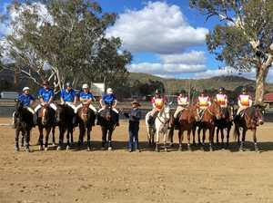 Horseball making an impact across region
