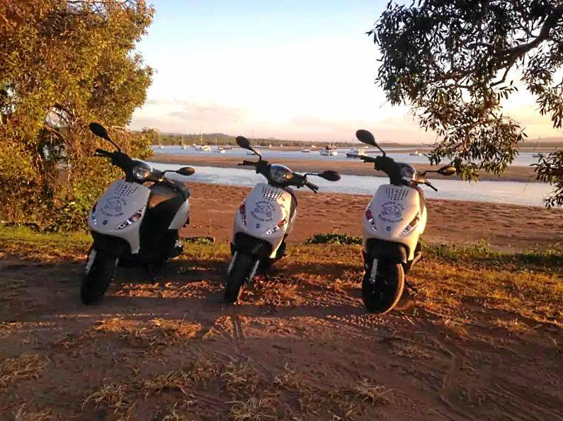 FOR SALE: Agnes Water business Discovery Coast Moped Hire and Tours has six 50cc motor scooters and has clear potential for growth.