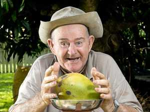 Walkerston retiree proud as punch about monster mango