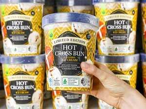 Delicious new way to enjoy a hot cross bun
