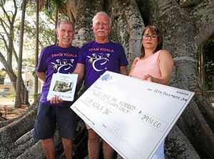 Celebrity show community grants get local vote