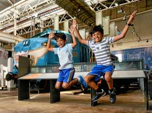 On track for family fun at museum