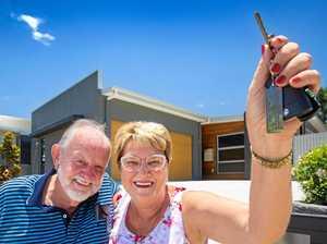 Residents move into new Coast development