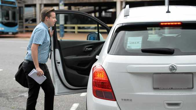 SUPPLY AND DEMAND: Brisbane Uber drivers have reportedly made the commute to fill gaps in Bundy's market.