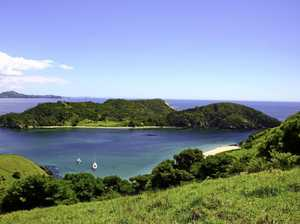 NZ's Bay of Islands as pretty as a picture