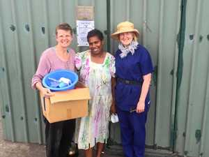Toowoomba residents provide aid in Vanuatu